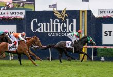 Photo of Caulfield Cup