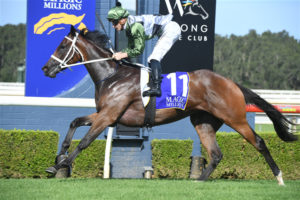 Photo of Waller's She's All Class out of Golden Slipper