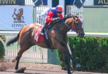 Photo of Belmont Day Stars In Lightning Plate Win At Darwin